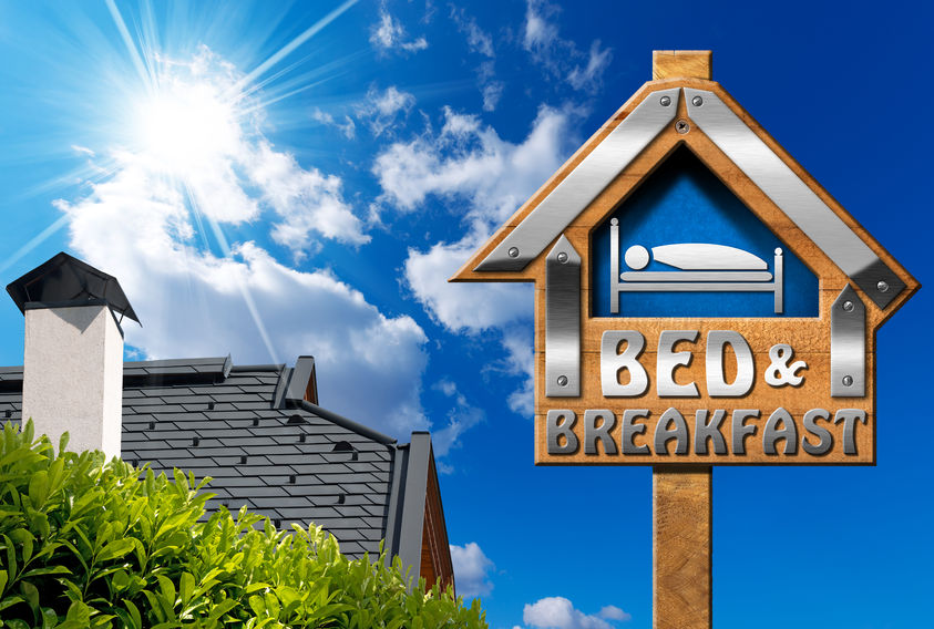 Yuba City Bed & Breakfast Insurance