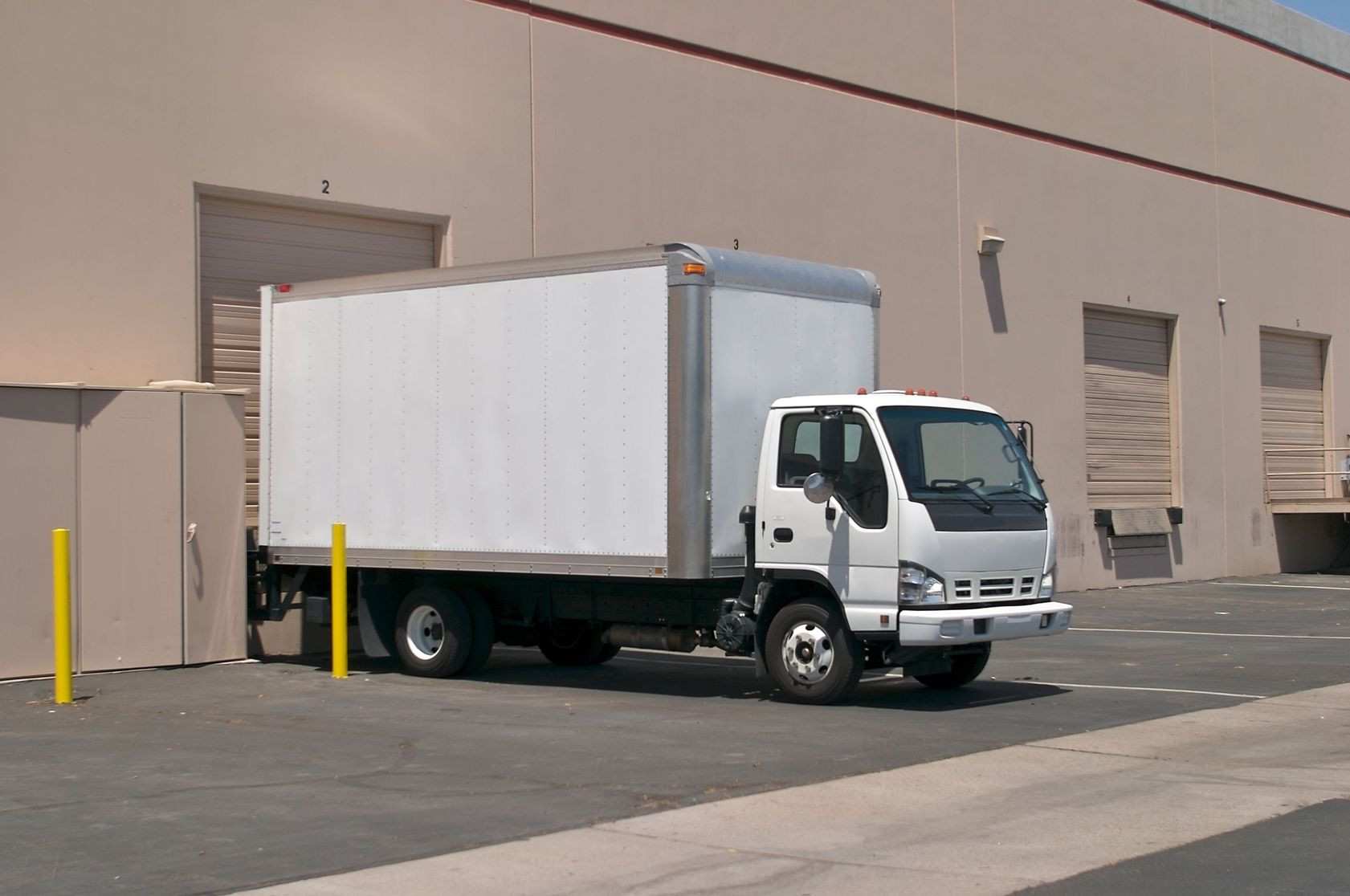 Yuba City, CA. Box Truck Insurance